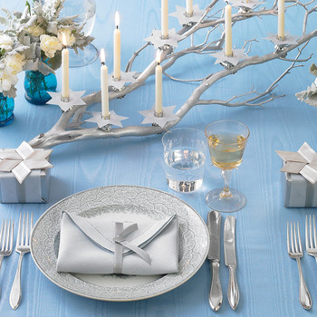 10 Servingware and Tabletop Essentials Perfect for Your Hanukkah Celebration