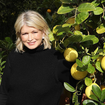 Martha Shares Her Favorite Tea Recipe for Fighting a Cold