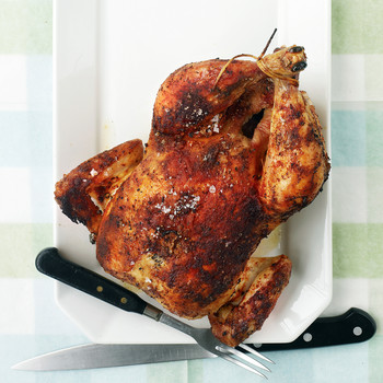 Paprika Roast Chicken