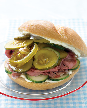 Beef and Steak Sandwich Recipes