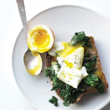 Easy Soft-Boiled Egg