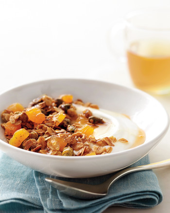 Yogurt, Granola, and Cereal Recipes