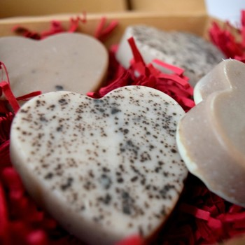 Treat Yourself to a Milk Chocolate Soap Bar for Valentine's Day