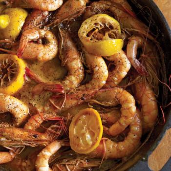 Mr. Jim's Louisiana BBQ Shrimp