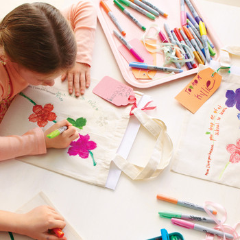 It's Art Time! Imagination-Sparking Ideas for Kid Crafters