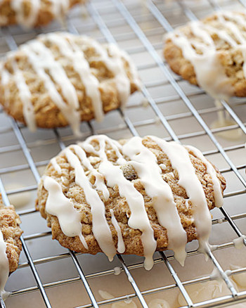 Glazed and Iced Cookie Recipes