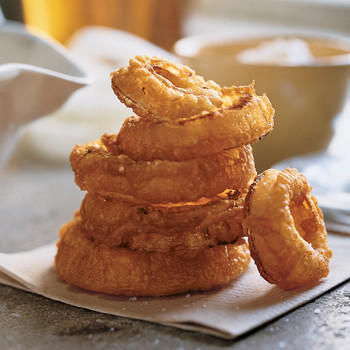 The Best Onion Rings