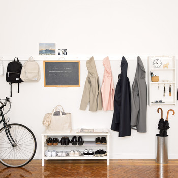 "An entryway in ""Remodelista: The Organized Home"""