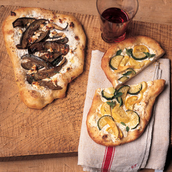 Grilled Eggplant with Rosemary