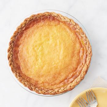 Martha's Buttermilk Pie
