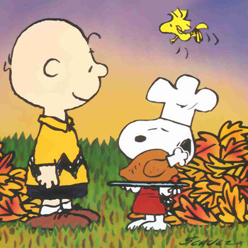 Charlie Brown Thanksgiving special