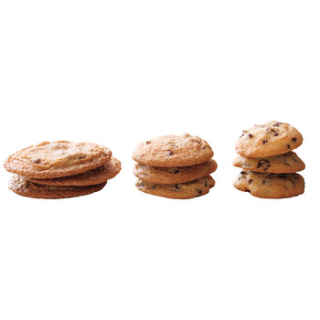 Crispy, Cakey, or Chewy? How Do You Like Your Chocolate Chip Cookies?