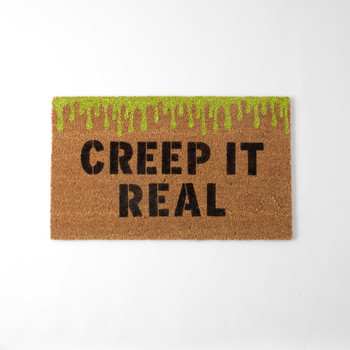 creep it real doormat