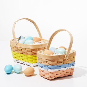 Paint a Personalized Easter Basket