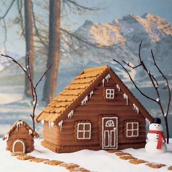 Gingercake House