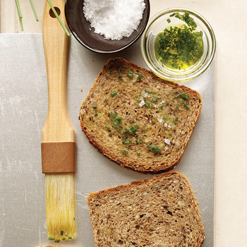 Herb Toasts