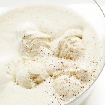 Ice Cream Eggnog