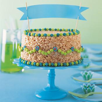 No-Bake Birthday Cake