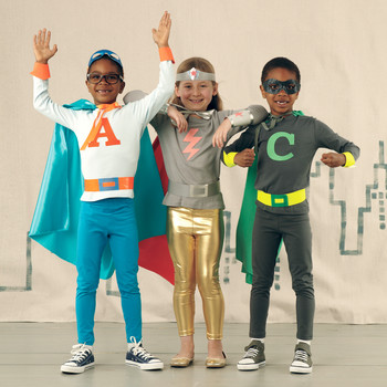 8 Easy Costumes Kids Can Make Themselves