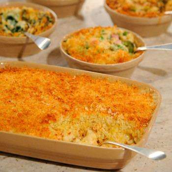 Macaroni and Cheese with Variations