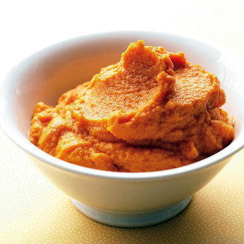 Creamy Carrot Puree