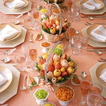 Decorative Marzipan Carrots