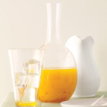 Saffron Orangeade