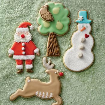 Martha's All-Time Favorite Christmas Cookies