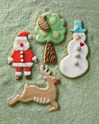 Martha's All-Time Favorite Christmas Cookies