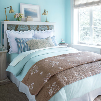 Spring-Cleaning the Bedroom and Bathroom