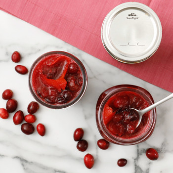 Watch: Orange-Scented Cranberry Sauce