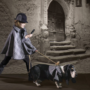 Detective and Hound Costume