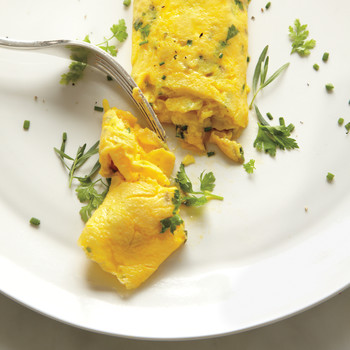 The French Omelet