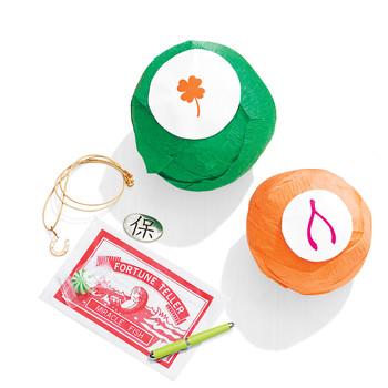 St. Patrick's Day Surprise Balls
