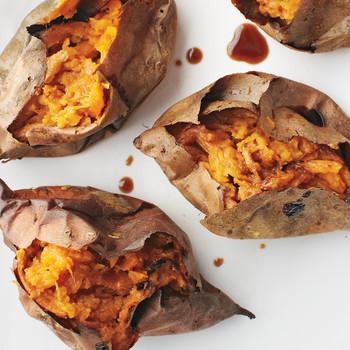 吃得好:甘薯对健康的好处(食谱!)