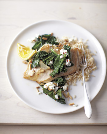 Chicken and Spinach Recipes For Dinner Tonight