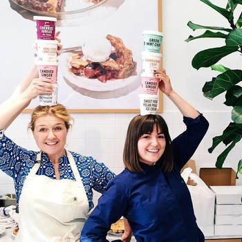 Get in on the Fun with Ellen and Jeni's Ice Cream and Aprons Road Trip