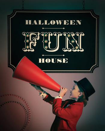Halloween Fun House