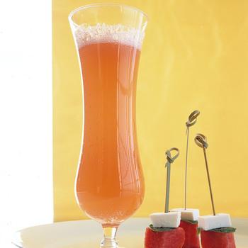 grapefruit sparkler cocktail