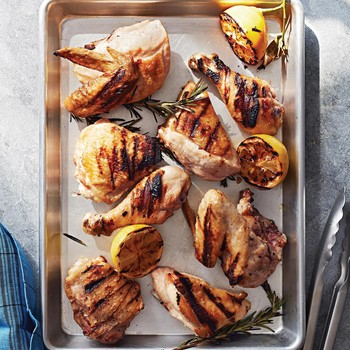 The Secret to Evenly Grilled Meat
