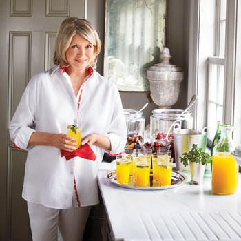 Martha Reveals Her Favorite Snacks—and They'll Surprise You!