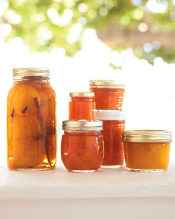Summer Jam, Jelly, Preserve, and Pickle Recipes