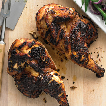 Emeril's Caribbean Chicken