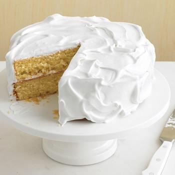 Pleasing Versatile Vanilla Cake Martha Stewart Funny Birthday Cards Online Fluifree Goldxyz