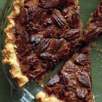 Emeril's Pecan-Chocolate Chip Pie