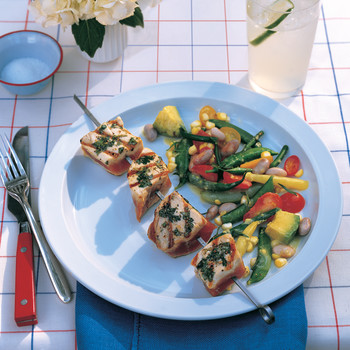 Grilled Seafood Menus