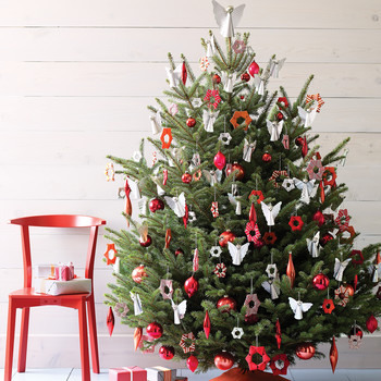 Christmas Checklist: Choosing and Caring for a Real Tree