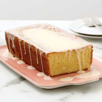 Watch: Meyer Lemon Pound Cake