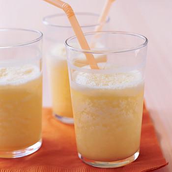 Creamy Orange Shake
