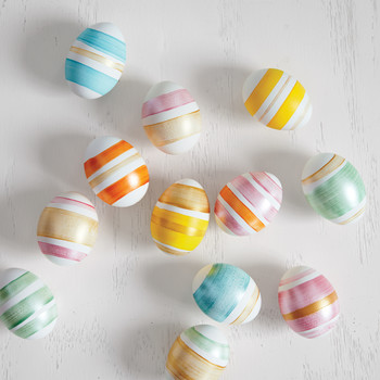 Striped Egg How-To